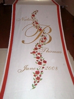 Custom Fabric Aisle Runners-Image073