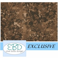 Floral Coffee Aisle Runner
