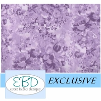 Floral Lilac Aisle Runner