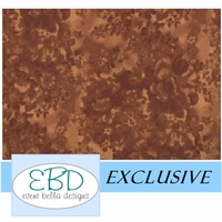 Floral Rusty Angel Aisle Runner