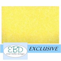 Floral Spring Yellow Aisle Runner