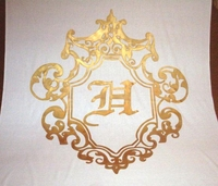 Regal Frame Monogram