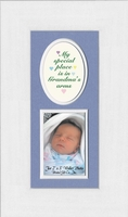 Baby Boy Photo Frame for Grandma