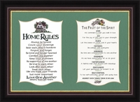 Home Rules-Fruit of the Spirit