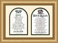 Home Rules & Love is Patient