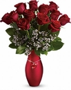 All My Heart Bouquet valentine Roses