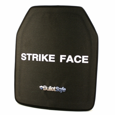 BulletSafe Ceramic Plate
