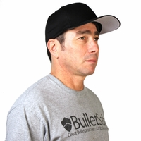 Now Shipping - The World's First Bulletproof Baseball Cap