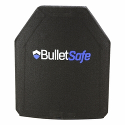 The BulletSafe Alpha Plate