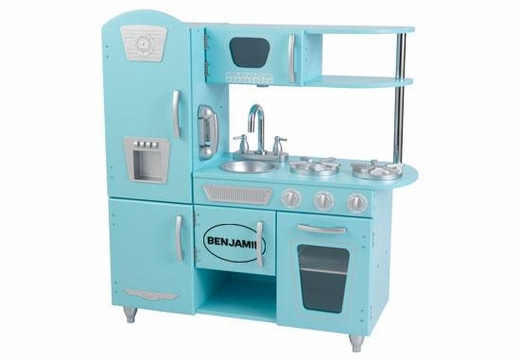 Blue Vintage Kitchen by KidKraft Personalizable