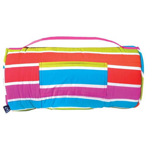 Bright Stripes Nap Mat by Wildkin