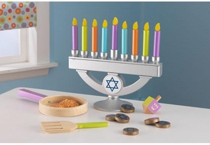 Chanukah Learning Set Personalizable by Kidkraft
