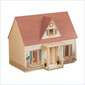 Cottage Doll House by Teamson Design Corp.