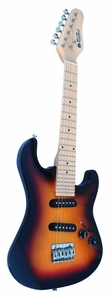 Electric Guitar Color Options by Schoenhut