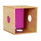 Furniture Kube – Fuchsia by P'kolino