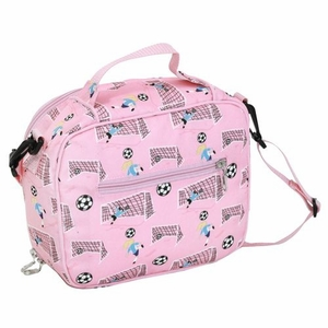 Girl Soccer Original Lunch Bag by Wildkin