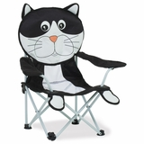 Charles the Cat Chair by Pacific Play Tents