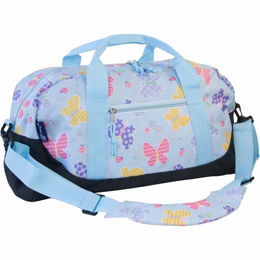 Olive Kids Butterfly Garden Duffel Bag by Wildkin