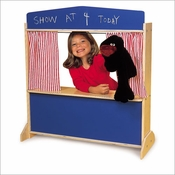 Puppet Theater by Whitney Brothers - Made in USA
