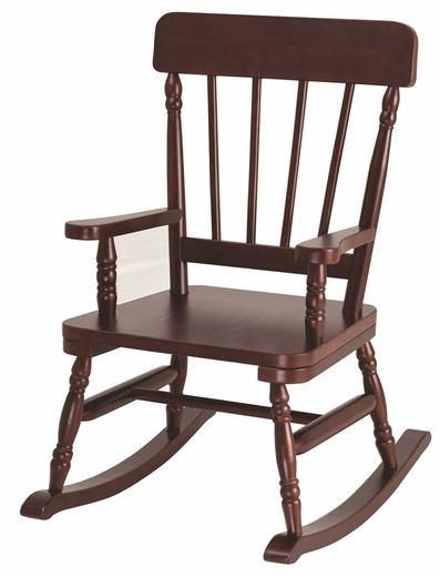 Simply Classic Rocker in Cherry Finish by Levels of Discovery