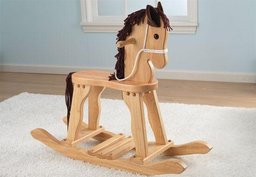 Steeplechase Rocking Horse