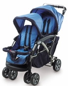 The Duo Double Tandem Stroller by Foundations