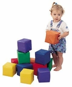 Toddler Baby Soft Foam Blocks by Children's Factory