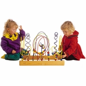 Tunnel Mountain Wire Maze Toy by Educo