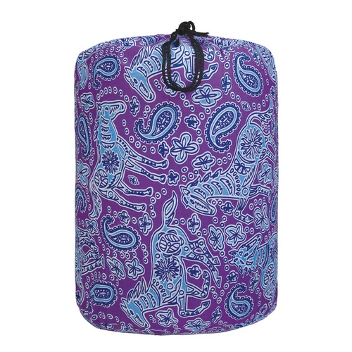 Watercolor Ponies Purple Original Sleeping Bag by Wildkin