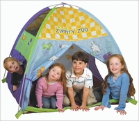 Zippity Zoo Play Tents by Pacific Play Tents
