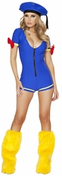 Sexy Sailor Costumes for Women - Navy & Sailor Girl Costume Collection