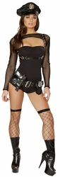 Women Cop Costume, Halloween Police Costume for Women, Bad Cop Costume, New Cop Women Costume