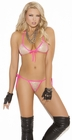Bubble Wrap Lingerie Bikini Set