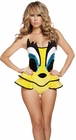 Canary Cutie Bird Costume