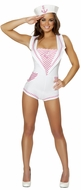 Captain Candy Sailor Romper Costume, Sailor Woman Costume, Sailor Halloween Costume