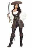 Deluxe Swashbuckler Costume by Roma Costume, Pirate Costume Ideas