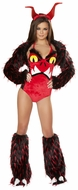 Devil Goddess, Devil Costume For Women, Women Devil Outfit, J Valentine CA118