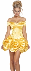 Foxy Fairytale Cutie Costume, Fairytale Costumes, Fairytale Deluxe Dress