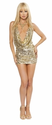 Sequin Dresses, Sequin Cocktail dress, Sexy Sequin Dresses