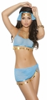 Harem Hottie Lingerie Bedroom Costume