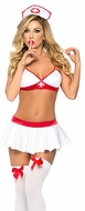Nurse Costume, Nurse Lingerie, Bedroom Costumes, Espiral 6241