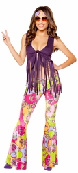 Disco Party Costume, Hippie Dress, 60's Costumes
