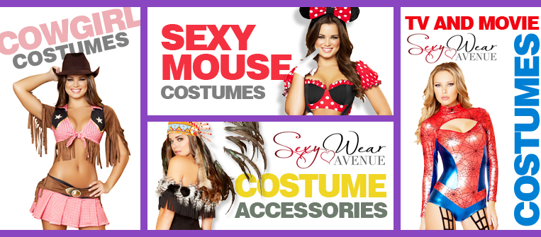 New Halloween Costumes