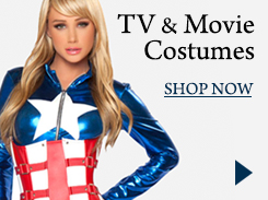 TV & Movie Costumes