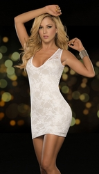 Lace Dresses, Tank Mini Dress, White Lace Dress
