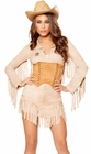 Lady Law Cowgirl Costume