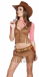 Cowgirl Costumes - Sexy Cowgirl Halloween Costume for Women
