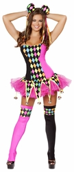 Lusty Laughter Costume, 2014 Women Costumes, New Halloween Costumes for Women