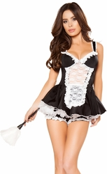Maid You Do It Costume, Sexy Maid Costume 10087, French Maid Costume