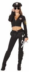 Miss Law and Order, Women's Police Outfit, Cop Costume for Women